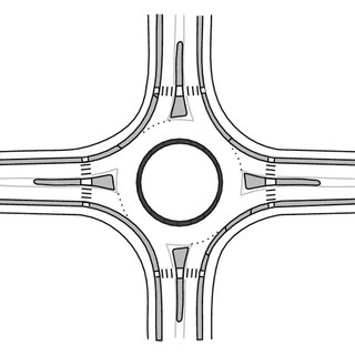 (PDF) Capacity and Delay Estimation for Roundabouts Using
