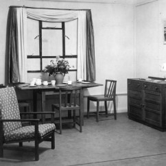 Living Room Chairs Uk Beauty Health Massage Utility Dining And Furniture 1945 Source Design Council Archive