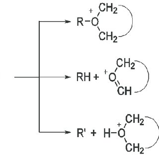 An example of a radical ring opening copolymerization of a