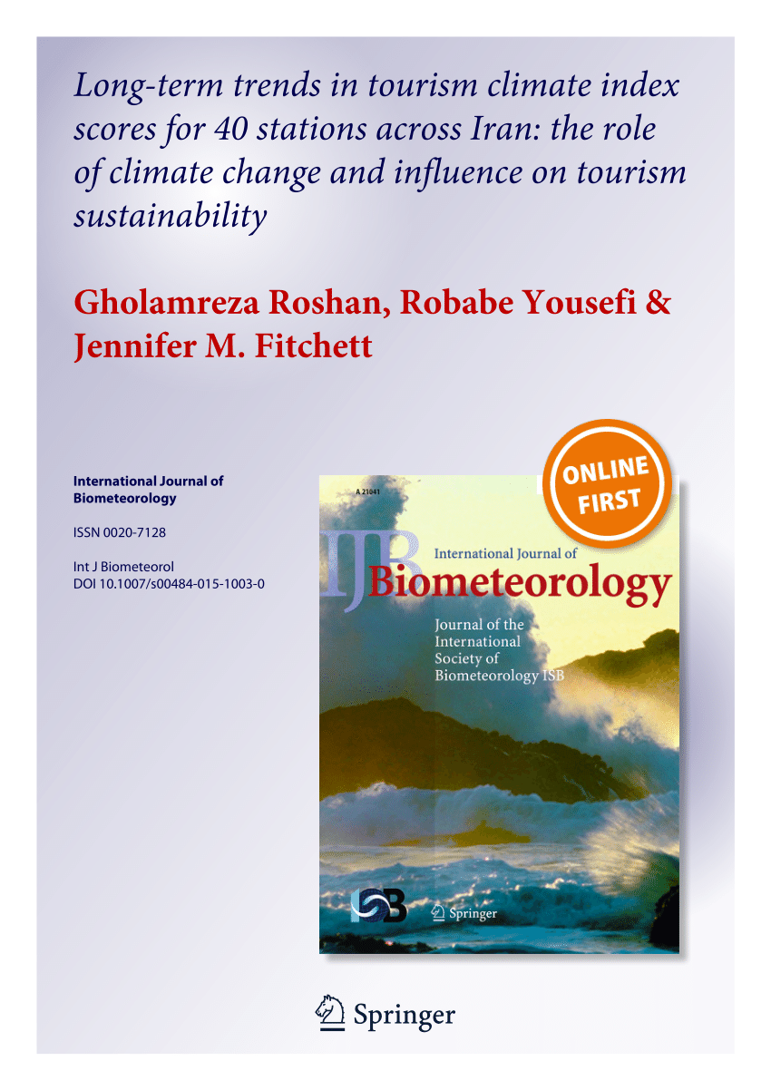 Tourism Climatic Conditions Of Hungary – PDF Download Available