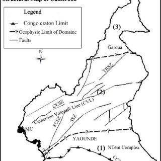 (PDF) Crustal Structure and Seismogenic Zone of Cameroon