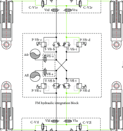 schematic of hydraulic system design  [ 847 x 1467 Pixel ]