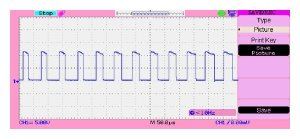 Experimental Learning of Digital Power Controller for