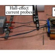 Details of test setups used for validation. (a) dc/dc