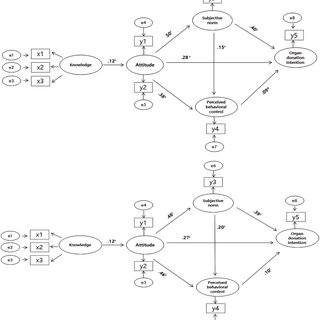 (PDF) Structural Equation Modeling on Living and Brain