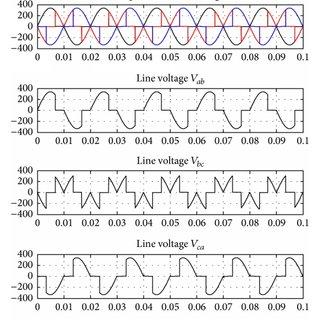 Single-phase-to-three-phase matrix converter with
