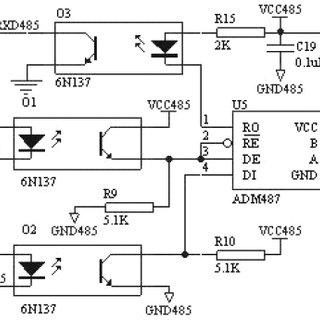 Ubisense UWB-AoA sensors (left) and a typical UWB-AoA tag
