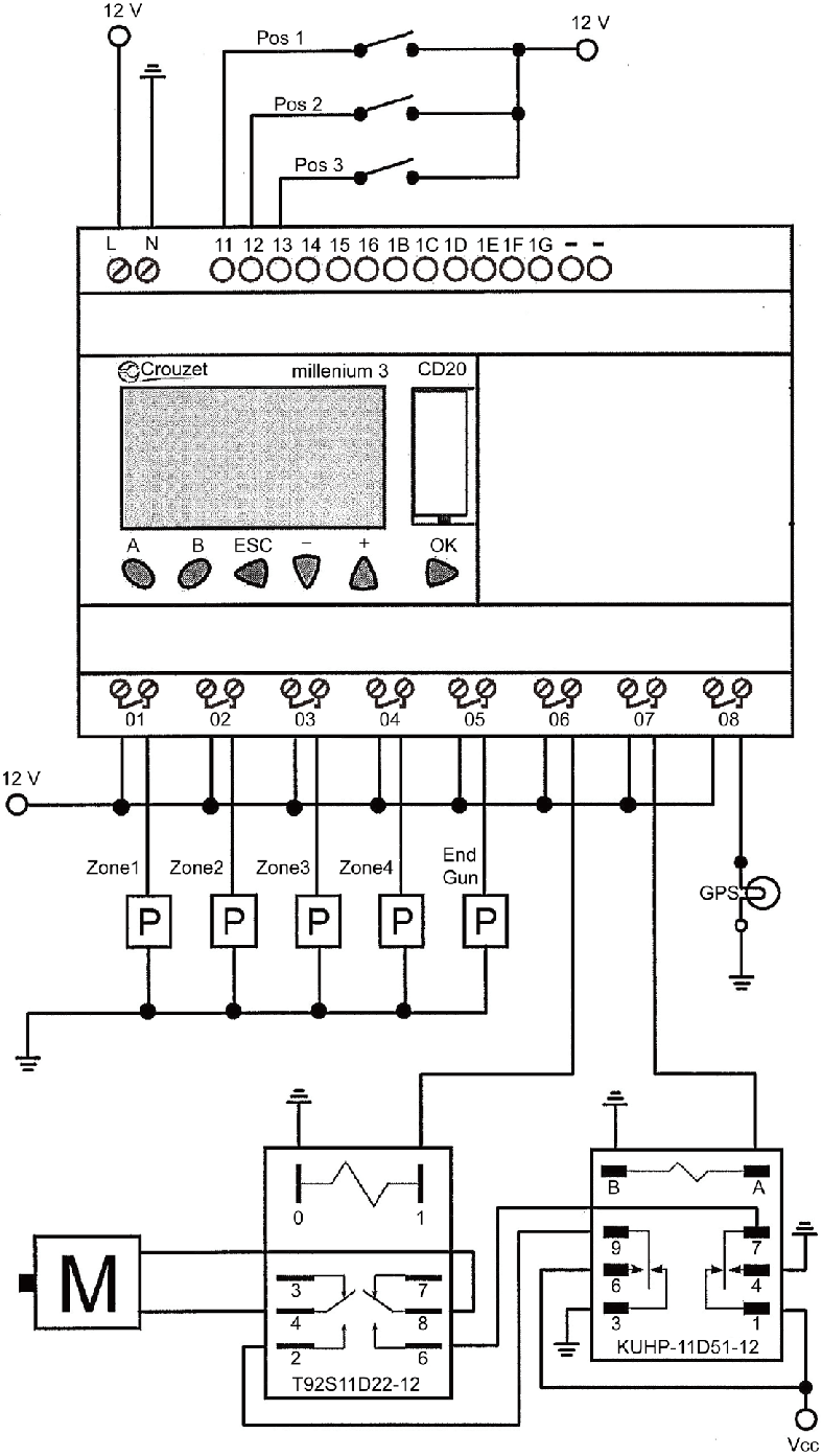 hight resolution of basic plc wiring diagram simple wiring schema plc ladder logic diagrams plc circuit diagram