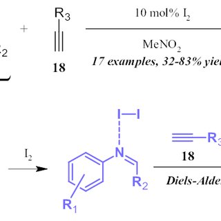 NBS-mediated radical cyclization to form 3-substituted