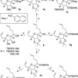 Scheme 6. a) 1) Stewart Grubbs catalyst (10 mol