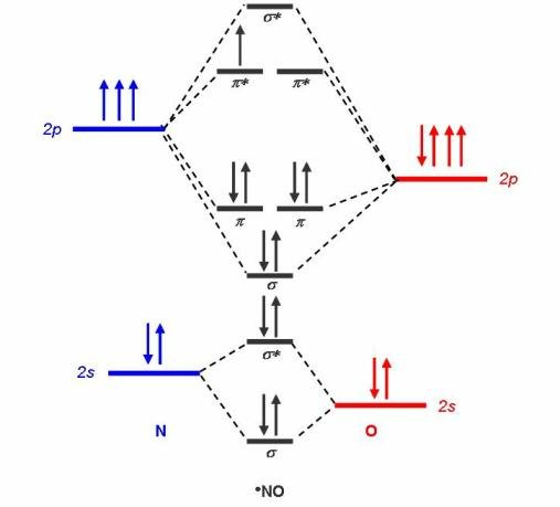 what is the orbital diagram 5 pin relay wiring molecular for no download scientific