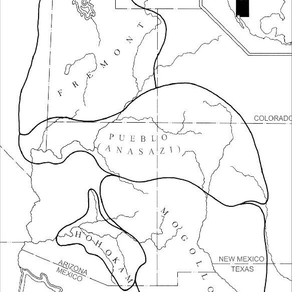(PDF) Research on the Pueblo culture settlement system