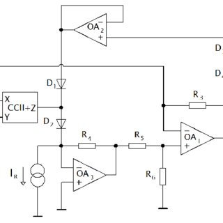 (PDF) Precision Full-Wave Rectifiers with Current Active Elements and Current Biasing