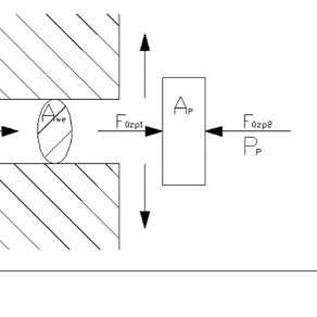 Diagram of the high pressure pump CP1 type [1) Drive shaft