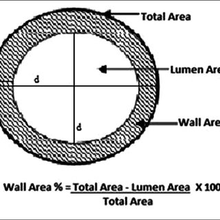The average outer diameter for the segment is calculated