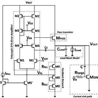 (PDF) A Fully-Integrated CMOS LDO Regulator for Battery
