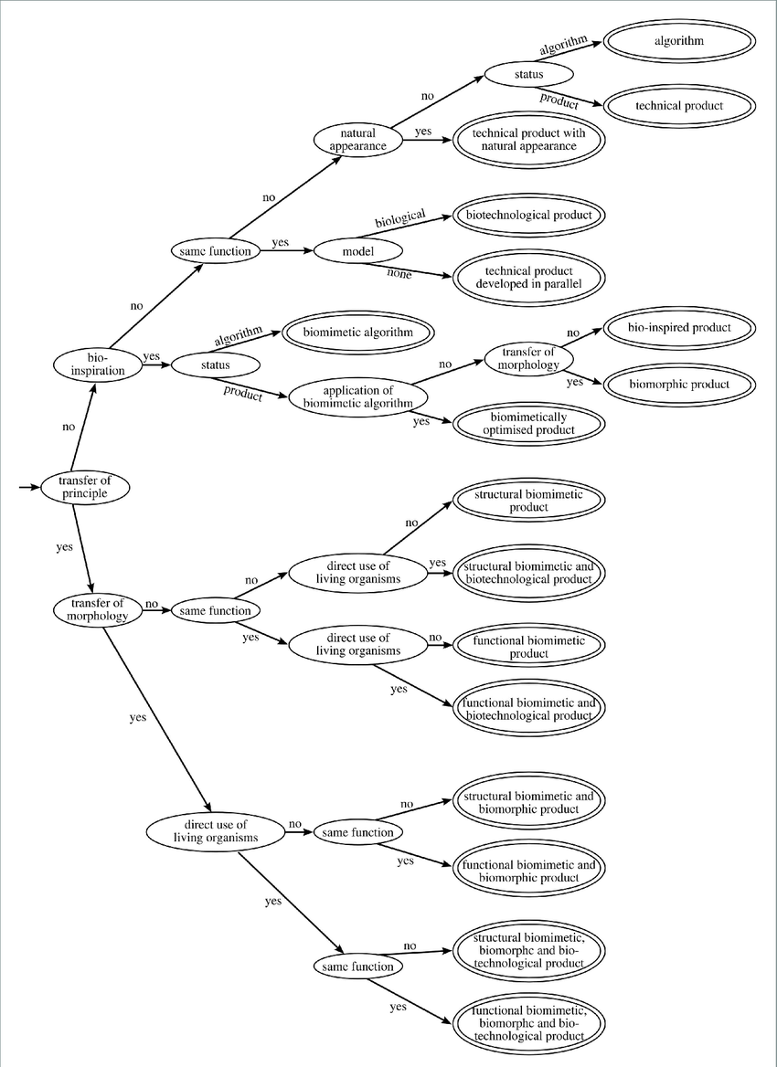 Decision tree generated on the basis of the whole dataset