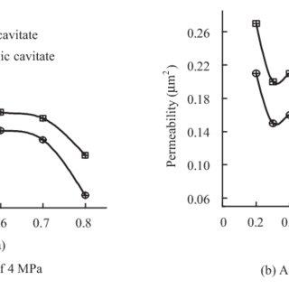 (PDF) Ultrasonic vibrations and coal permeability