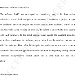 fea for cask damage during on site transportation download scientific diagram [ 850 x 936 Pixel ]