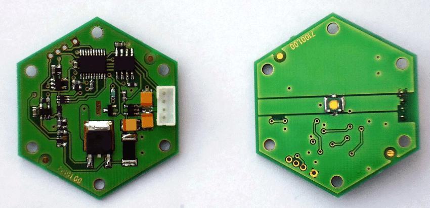 Prototype Board Wiring Diagram Slave Prototype Board Wiring Diagram