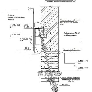 (PDF) Construction of Deep Foundation Ditch under a
