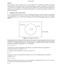 figure 1 venn diagram showing u 4 scientific diagram boolean algebra venn diagram circuit diagram boolean expression wiring diagrams  [ 850 x 1202 Pixel ]