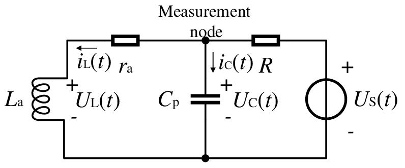 Inductive Proximity Sensor Schematic