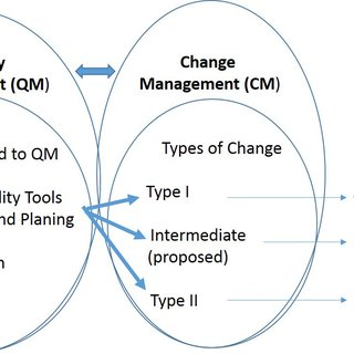 (PDF) Organizational change in quality management aspects