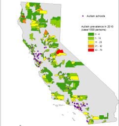 autism prevalence and autism schools in california [ 816 x 1056 Pixel ]