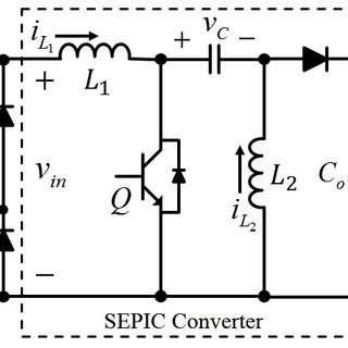 Simplified block diagram of a universal battery charger