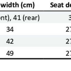 Wheel Chair Dimensions Clear Desk Chairs Of Wheelchair Models And Sizes Download Table