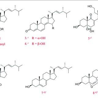(PDF) Anti-tumor and Anti-angiogenic Ergosterols from