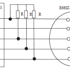 Encoder Wiring Diagram Rj45 B Rotary With A Pull Up Resistor Ni Pxie 6341