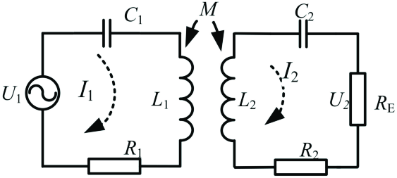 SS compensation topology equivalent circuit diagram