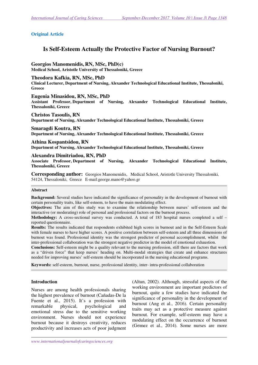 PDF Relationship Between Musculoskeletal Disorders Job Demands