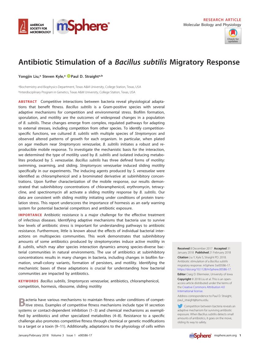 Antibiotic Tolerance Facilitates The Evolution Of Resistance