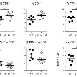 (PDF) T-Cell-Specific Loss of the PI-3-Kinase p110α