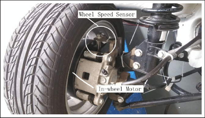 This Figure Denotes A Diagram Of A Fourwheel Drive Motor Vehicle