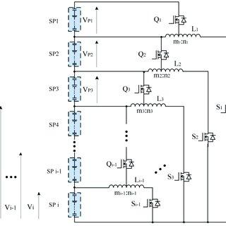 Basic topology of cell-balancing. (a) Buck-boost converter
