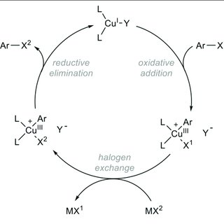 | Halogen exchange in alkyl halides: the Swarts and
