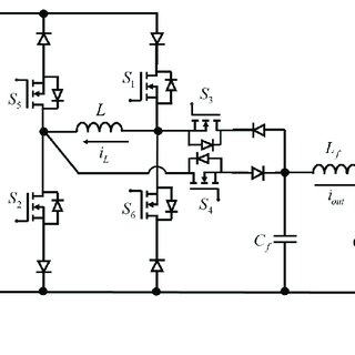 (PDF) A Transformerless Single-Phase Current Source