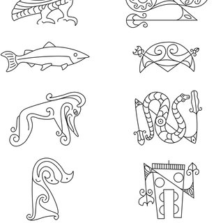 (PDF) The development of the Pictish symbol system