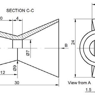 (PDF) THE FLUID FLOW SIMULATION THROUGH TO A VENTURI NOZZLE