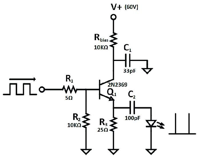 simple pulse generator schematic