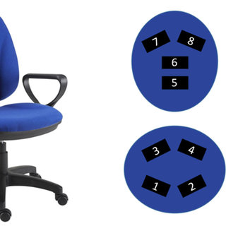 posture monitoring chair white scoop dining chairs pdf a sitting instrument to assess different the smart and sensors position on analog tactile pressure