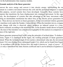 illustrative outline work linear generator free body diagram of the translator  [ 850 x 1034 Pixel ]
