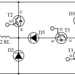 Schematic diagram for load test on Three Phase Induction