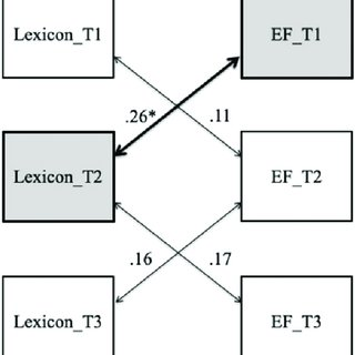 Intra-and interdomain correlations between lexicon and