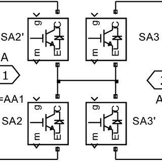 Computational intelligence based control of cascaded H