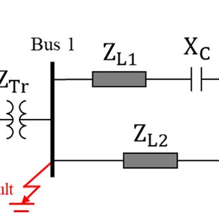 Schematic Diagram for SSR second benchmark study example